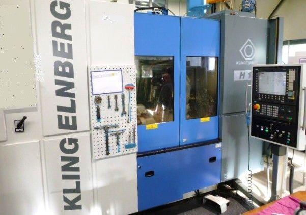 Klingelnberg H 10 Thread Worm Grinding Machine