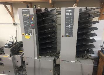 Horizon SPF-10 & FC-10, Bookletmaker