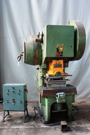 Goiti MFR 80 Max. 80 Ton Mechanical press