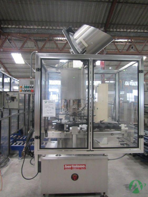 Bertolaso SIGMA 603 PLASTIC CAPS