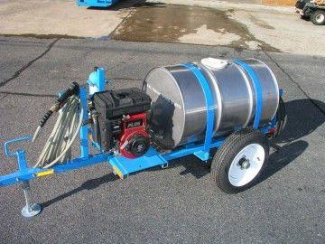 Tronair 55 Gallon 09-6200-0010, Deicer