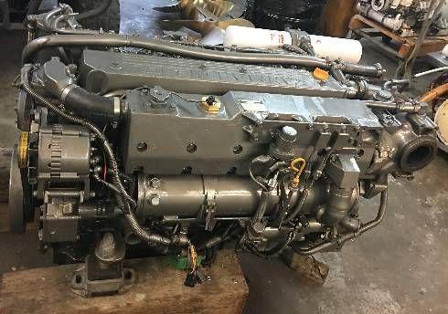 Yanmar 6LY-STP Diesel Marine Engine