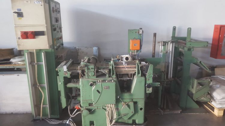 Other Ivers Lee  vacuum  bags  making  machine -second  hand