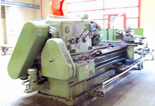 Sculfort Engine Lathe Max. 800 rpm 405 CX
