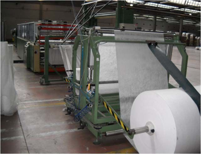 Others Production of kit for beds Plant MOD.PFS