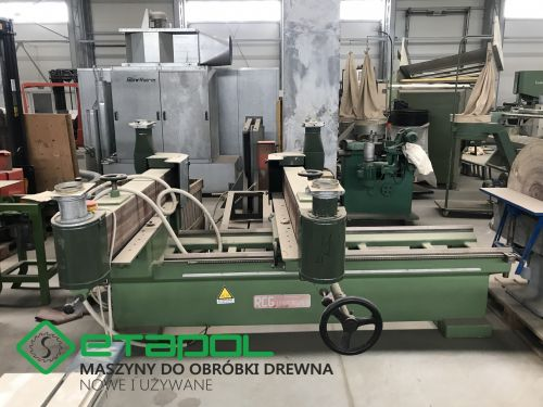 RCG Two-sided grinding machine for drawers