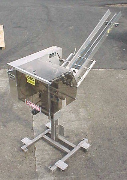 MGS RPP 231 All Stainless Steel Rotary Coupon/Pamphlet Placer