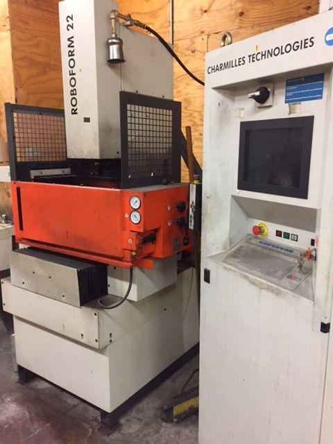 Charmilles Roboform 22 *4 Axis* CNC Sinker EDM