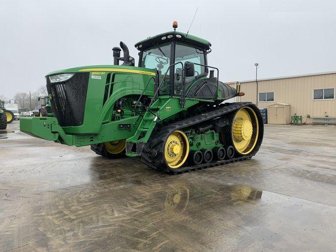 John Deere 9560RT Track Tractors