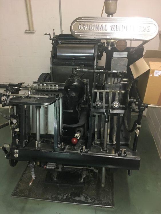 Heidelberg T-Plates  26x38cms
