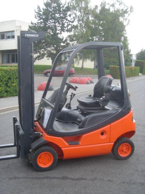 Fenwick H16T03 LPG Forklift 1600 kg