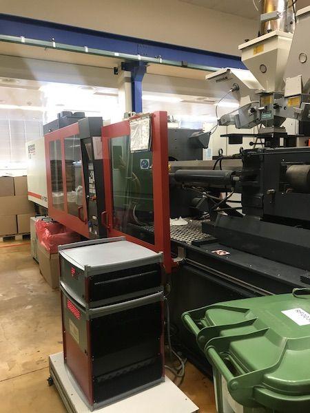Ferromatik Injection molding machine 350 T