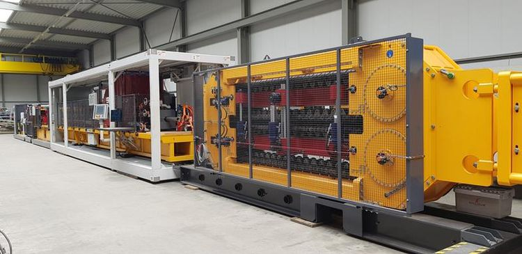 RESALE OF PIPE FORMING / WELDING LINE