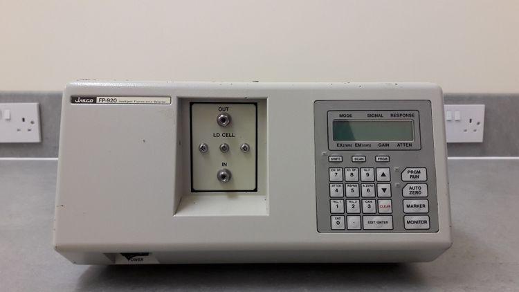 Jasco FP920 Intelligent Fluorescence Detector