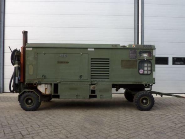 AEG Ground power unit 125KVA
