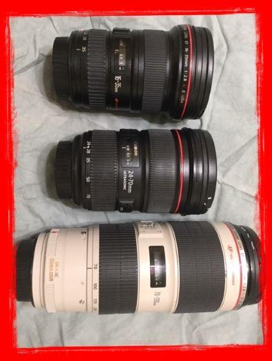 Canon EOS C300 Cinema EOS Camera Pkg. with Lenses (EF Lens Mount)