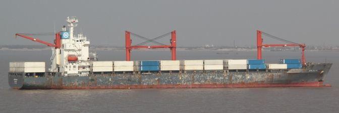 2 Daewoo Handysize Bulk Container Vessels