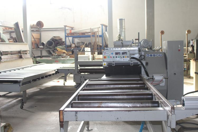 Other MULTI-BLADE SAW MECHANISM