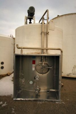DCI Refrigerated Silo 2,000 Gallon