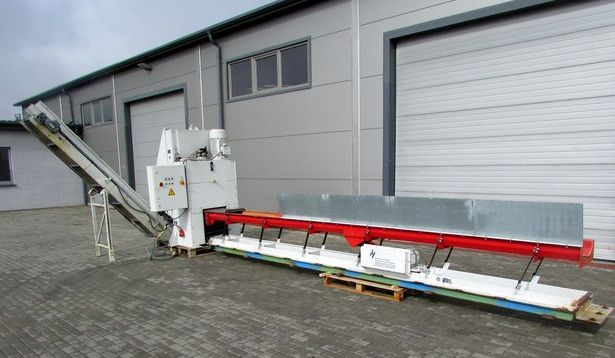 Hubert TECHNIK RHKM, CHIPPER GUILLOTINE