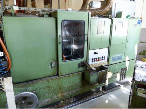 Index AUTOMATIC MULTISPINDLE LATHE Variable MS25