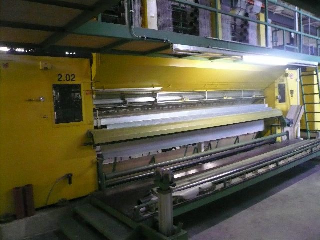 Tuftco Super Velva Loop Tufting machine