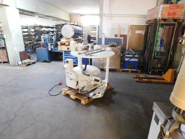 Diosna D 240 A Lifting mixer