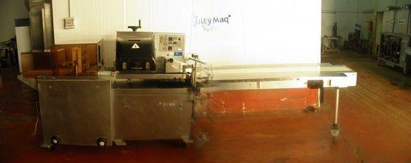 Ulma PV 350 LSI , flowpack packaging machine