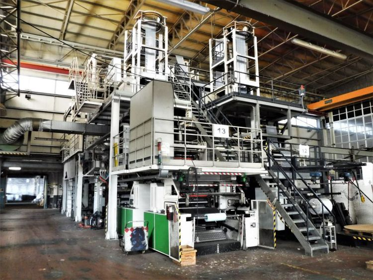 Macchi Blown Film Line
