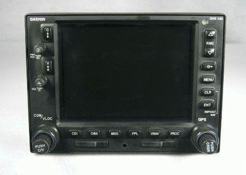 Garmin GNS-530 IFR GPS / NAV / COMM / MFD / Moving Map / Glideslope