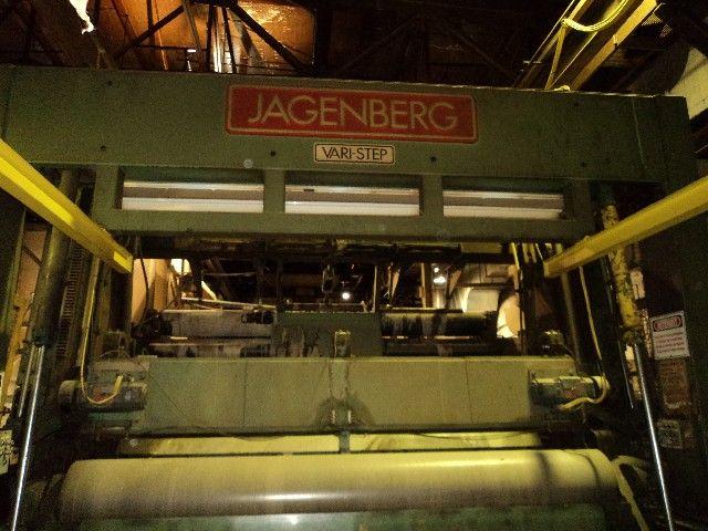 "Jagenberg Vari Step 157"""
