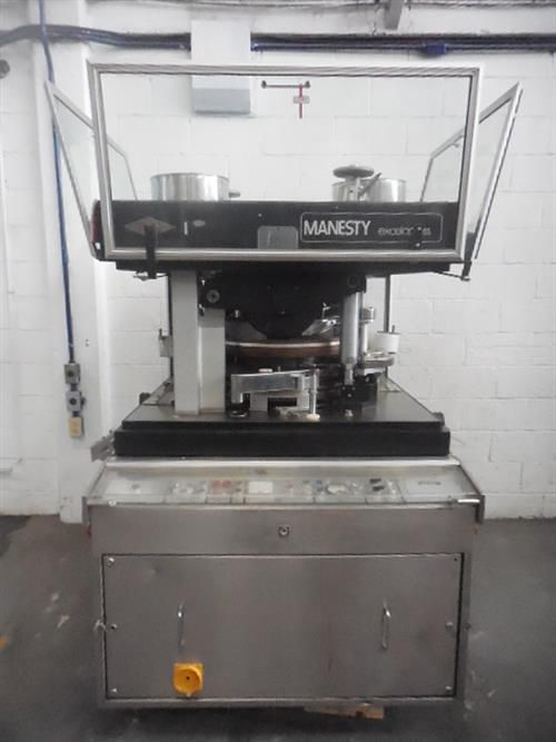 Manesty excelapress  61 station rotary tablet press