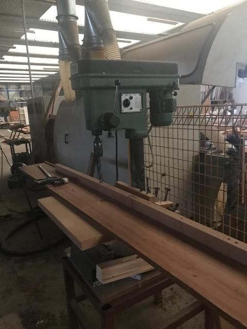 Serrmac RAG15, VERTICAL DRILLING MACHINE