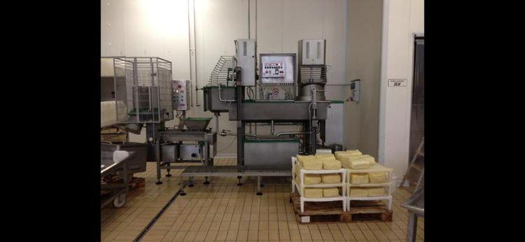 Almac FT 25 Pasta Fileta Cheese Line