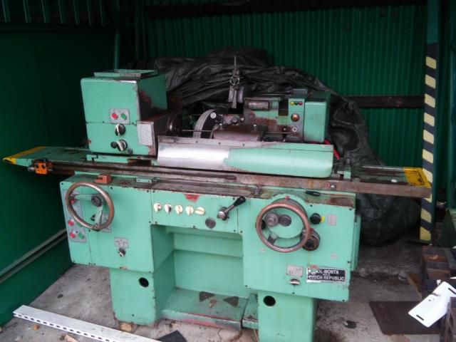 TOS Engine Lathe Variable BUA 20