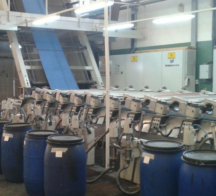 Reggiani Futura  Flat Printing Machines