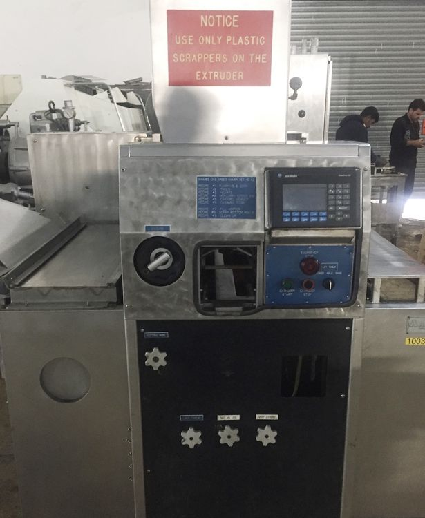 APV Multi Lanes High Capacity Candy Extruder