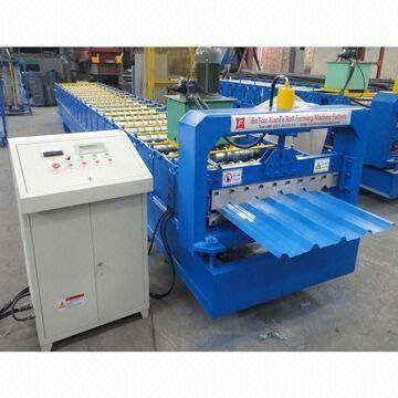 10 Others CE Colot steel roll froming machine XF25-210-840