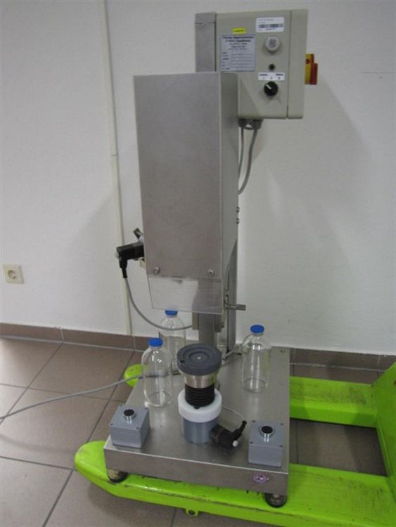Plumat VS 101 Crimping Machine