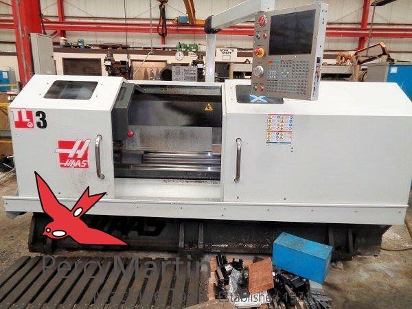 Haas Haas 1800 rpm TL-3 2 Axis