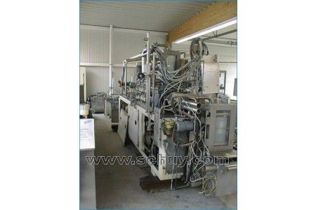 Bosch TFA 241, Form Fill and Seal machine