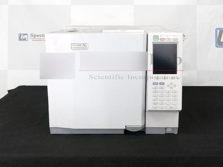 Shimadzu GC-2010 Plus Gas Chromatography