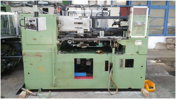 Wrapmatic PW33 with overwraping BFA25