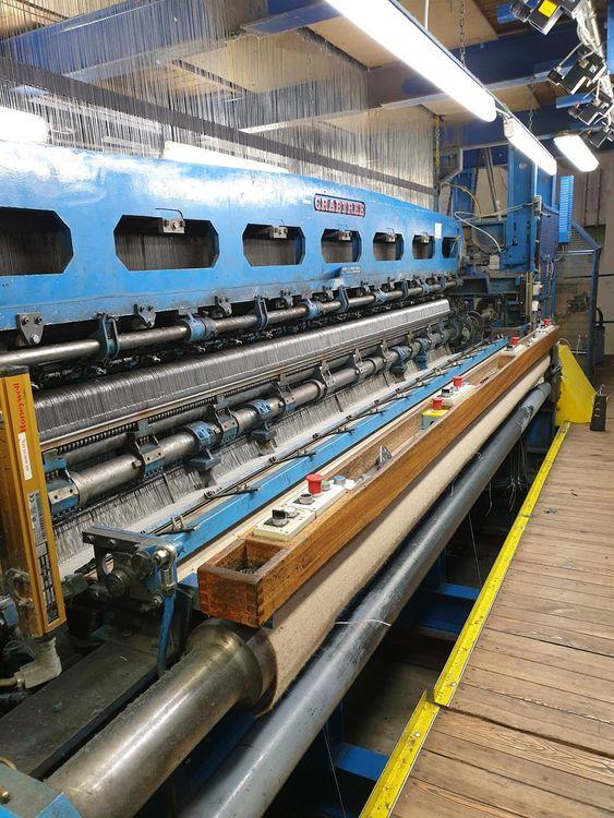3 Axminister 400 Cm Crabble Carpet loom