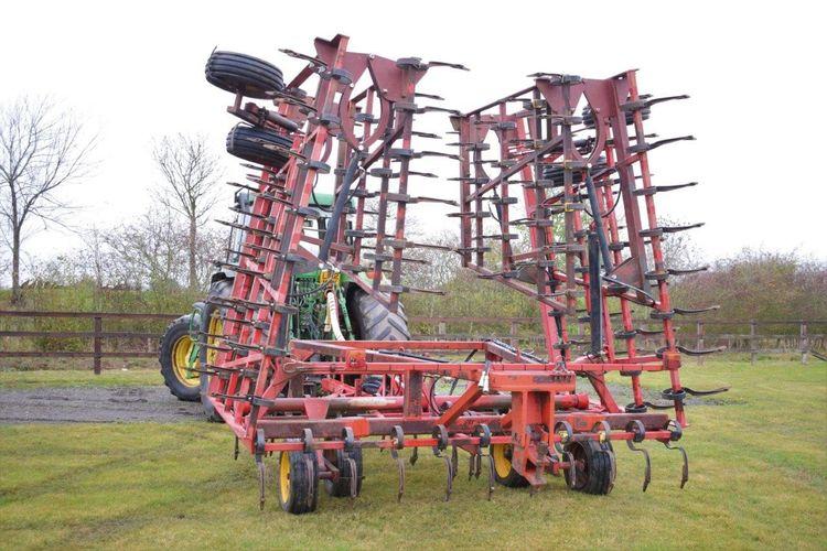 NZG Springtine Cultivator