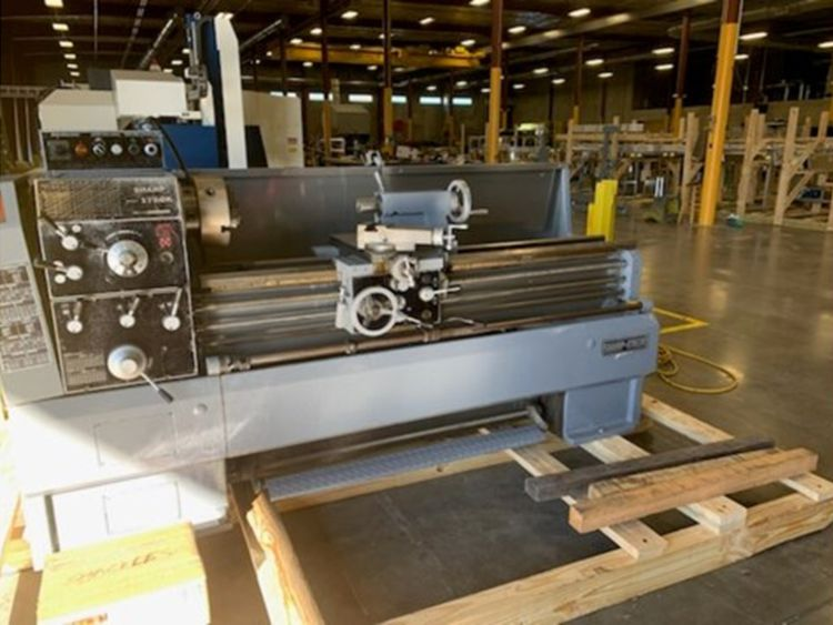 Sharpe Engine Lathe 1800 rpm 1760K