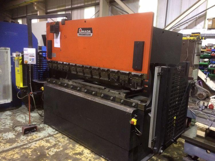 Amada, Promecam ITS 8025 Hydraulic Upstroke Pressbrake 60 Ton