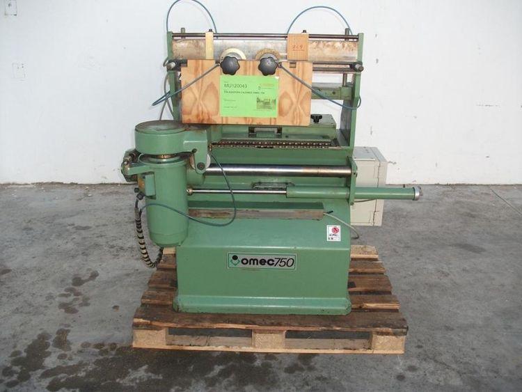 Omec 750, DOVETAILER MACHINE