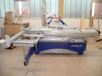 Felder FORMAT 4 Kappa 450 Sliding Table Saw