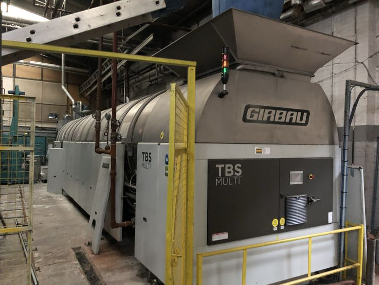 Girbau TBS-50/12 Tunnel Washer
